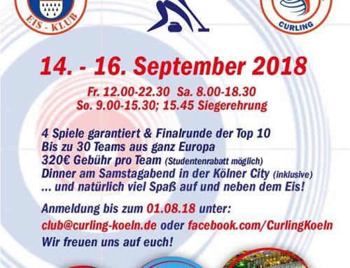 7. Kölner Curling-Turnier