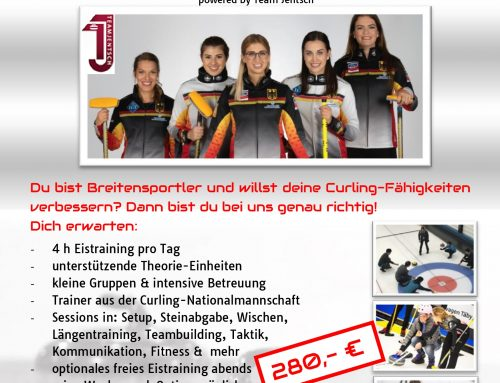 CurlingCamp in Füssen