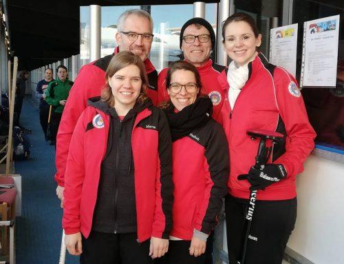 Weltpremiere: Ein Kölner Team bei den Deutschen Mixed-Meisterschaften