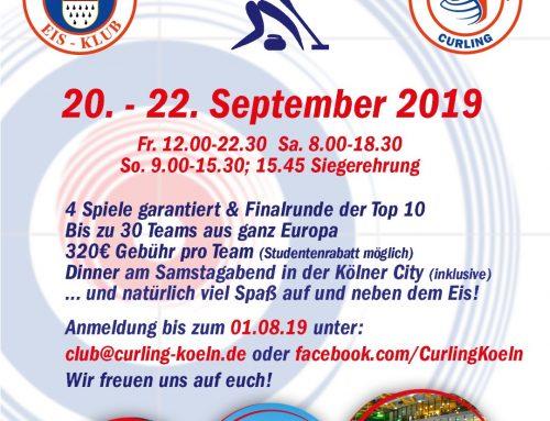 8. Kölner Curling Turnier – Anmeldung läuft!