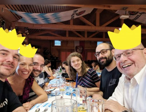 Drei Curling-Instructors für Curling Köln