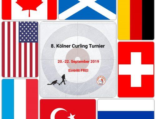 8. Kölner Curling Turnier – wir sind bereit!